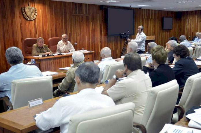 Tagung des Ministerrates
