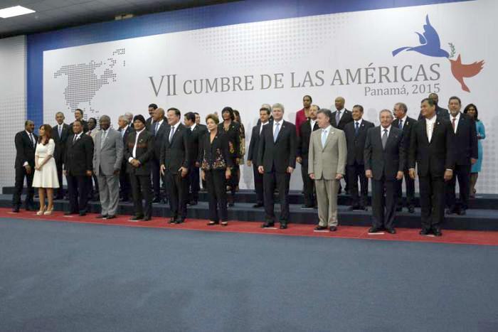 Der 7. Amerika-Gipfel