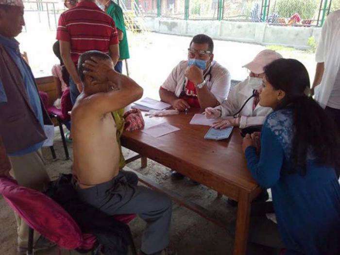 Kuba in Nepal