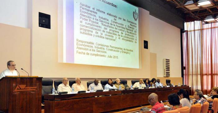 Sitzung der Nationalversammlung