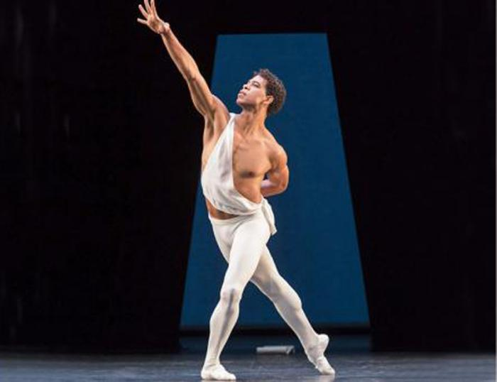 Balletttänzer Carlos Acosta