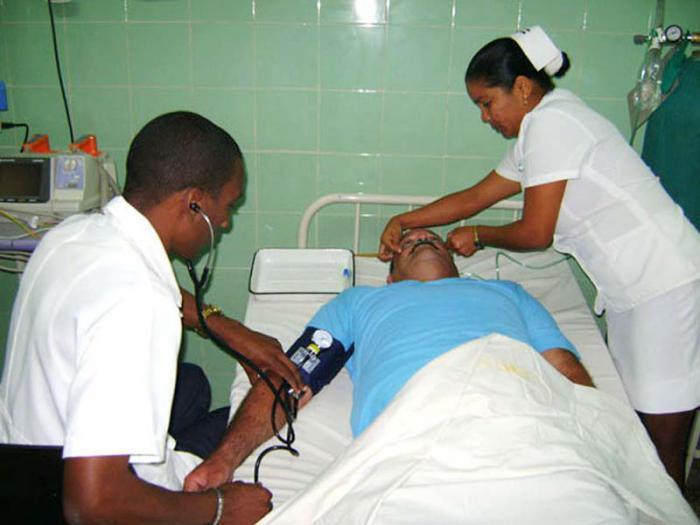 Kubanische Ärzte in Guatemala