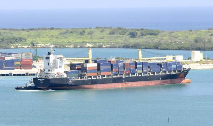 Die Blockade hat auch Millionenschaden im Seeverkehr verursacht