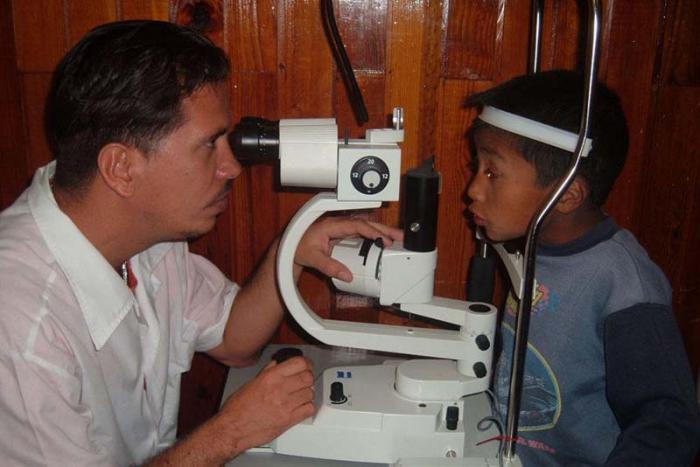 Augenheilkunde in Guatemala