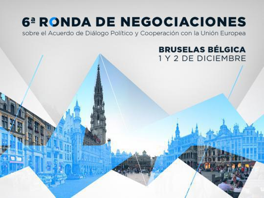VI. Verhandlungsrunde EU - Kuba