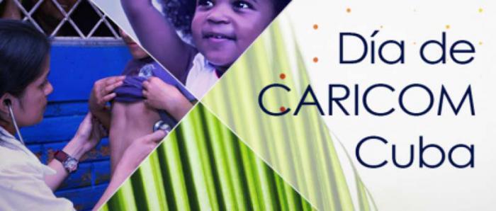 Kuba-Caricom-Tag