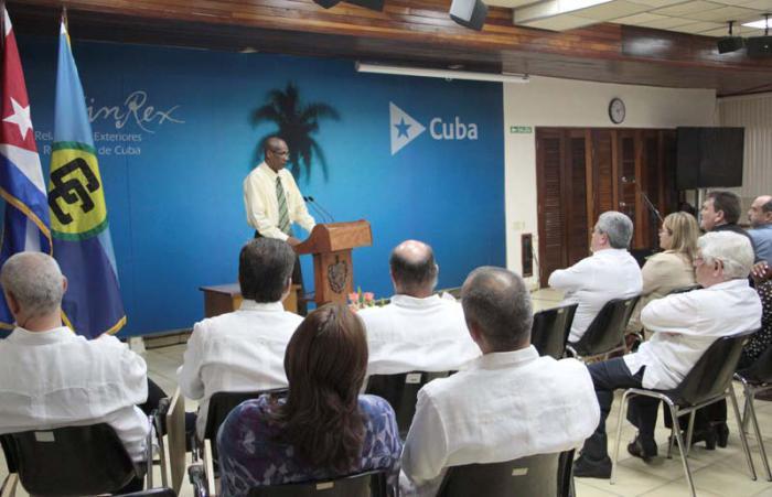 Kuba und Caricom