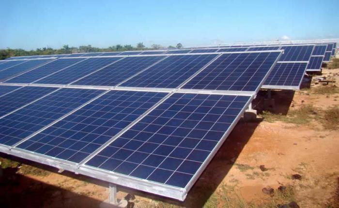 Pinar del Rio setzt auf Nutzung von Sonnenenergie
