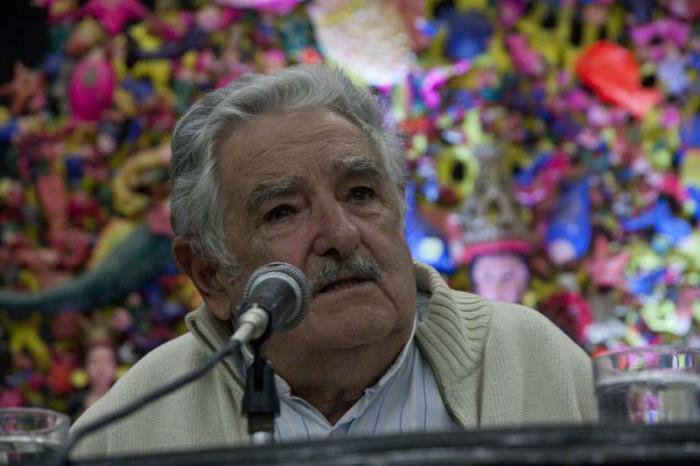 uruguayischer Expräsidenten José Mujica
