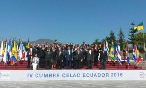 VI. Gipfel der Gemeinschaft der Lateinamerikanischen und Karibischen Staaten (Celac)