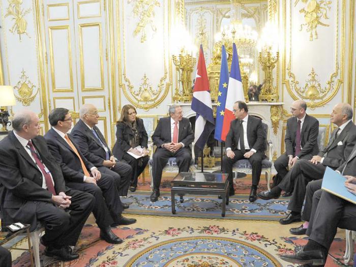 Kuba und Frankreich