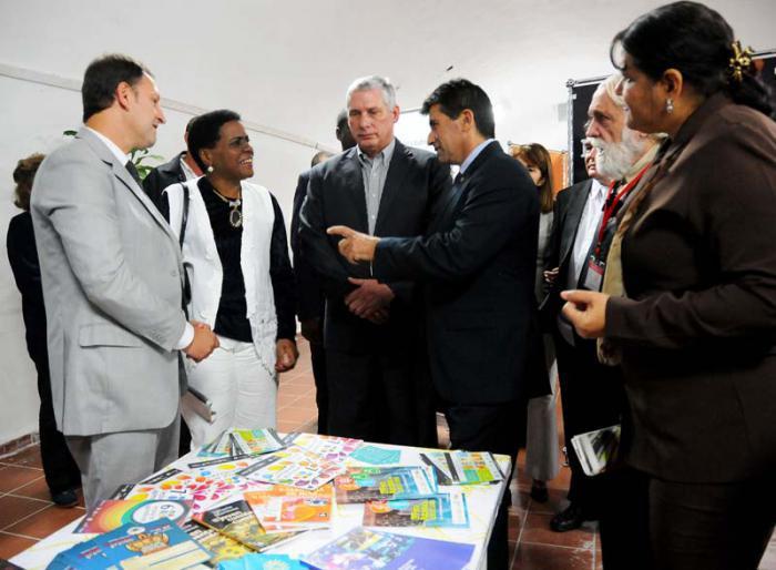 Inernationale Buchmesse Kubas