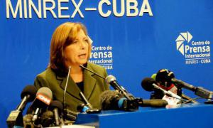 Josefina Vidal, Direktorin Generaldirektorin für Nordamerika des MINREX