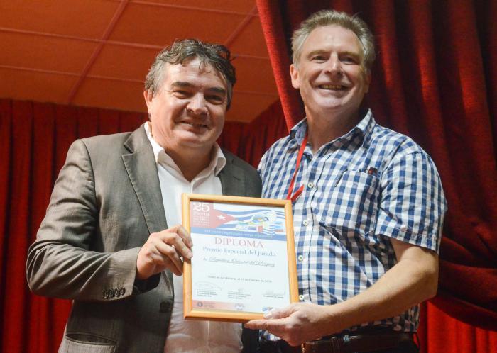 Der Sonderpreis der Jury ging an die Republik Uruguay
