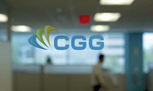 französisches Unternehmen CGG Services S.A.