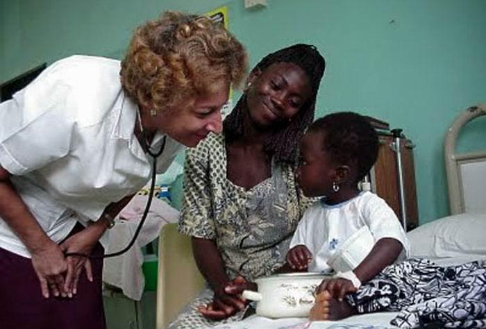 medizinische Zusammenarbeit mit Südafrika