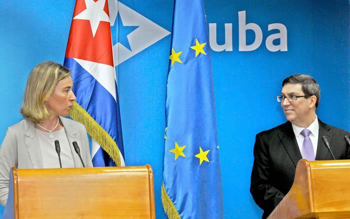 Presseerklärungen von Federica Mogherini