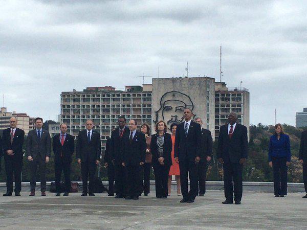Präsident Obama ehrt José Martí