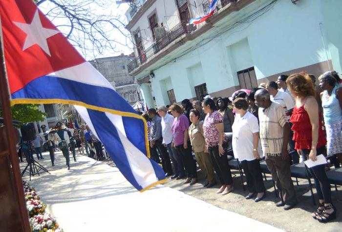 55. Jahrestag des Sabotageakts im Kaufhaus El Encanto