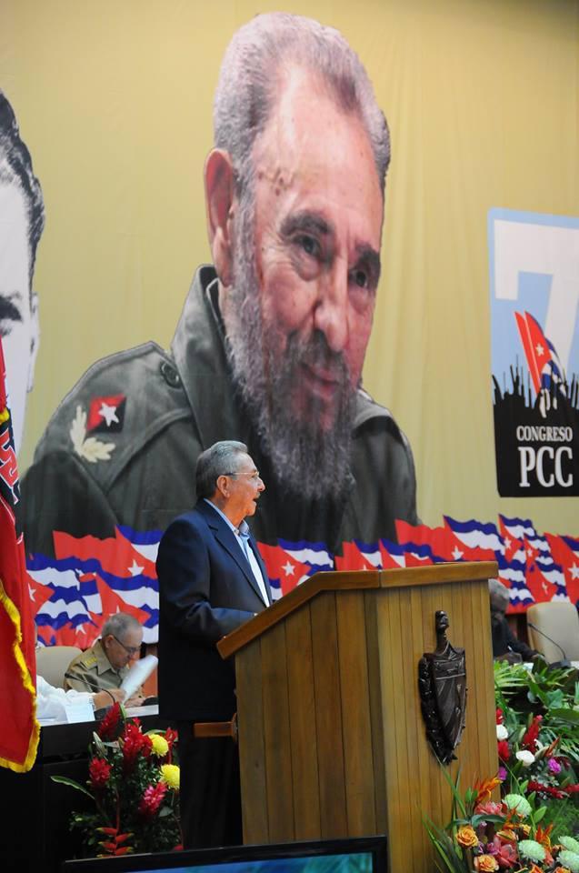 Der VII. Parteikongress hat begonnen