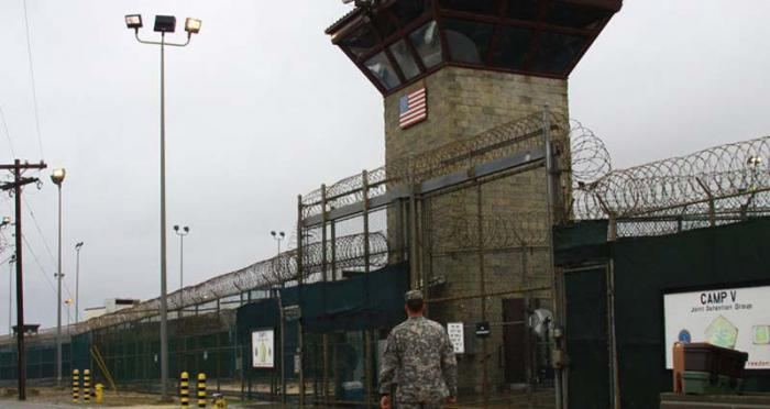 Marinebasis Guantanamo