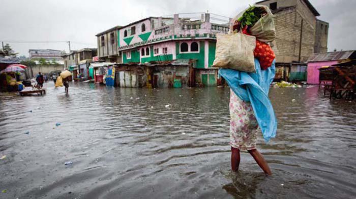 Globale Erwärmung: eine Bedrohung für die Karibik