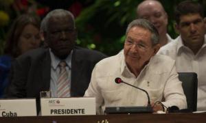 Eröffnungsrede Raul Castro auf dem AEC Gipfel