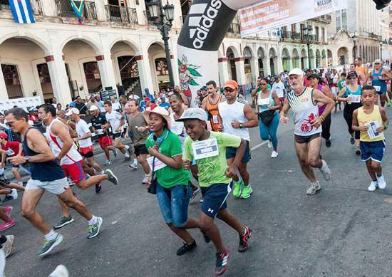 Lauf für Mandela