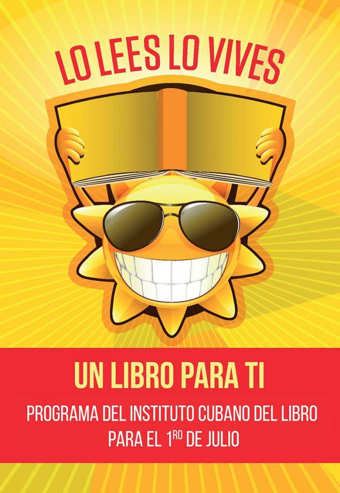 """Plakat des Programms """"Ein Buch für Dich"""""""