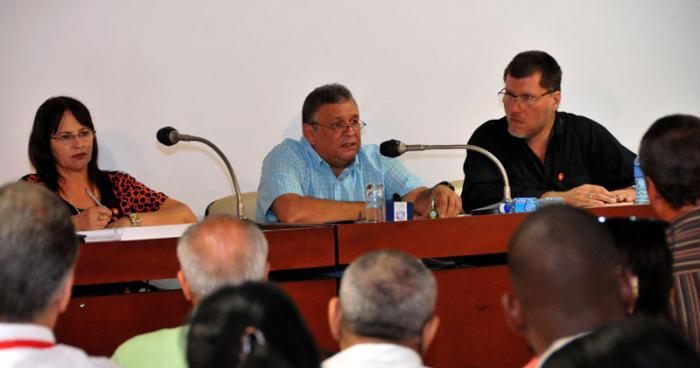 Diskussion der Ausschüsse