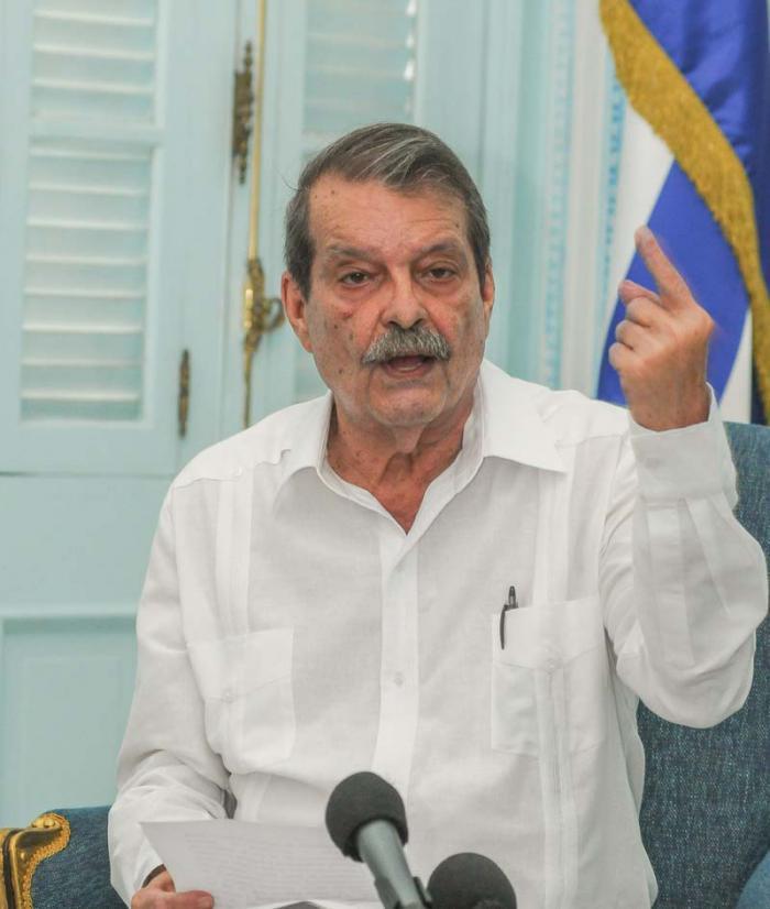Vize-Außenminister Abelardo Moreno