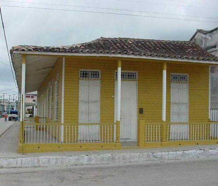 Geburtshaus von Abel Santamaría