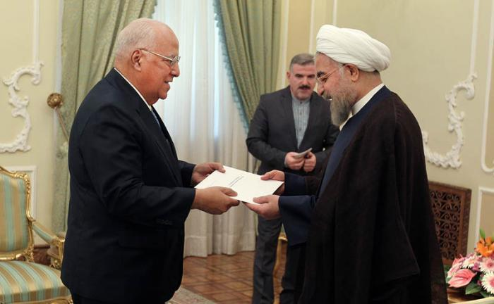 Besuch im Iran