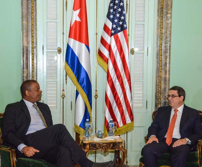 US-Transportminister besucht Kuba