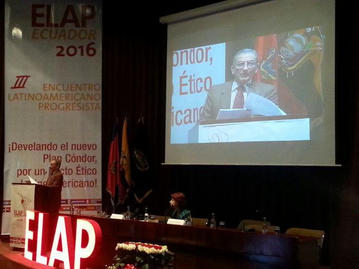 Treffen der Lateinamerikanischen Progressiven