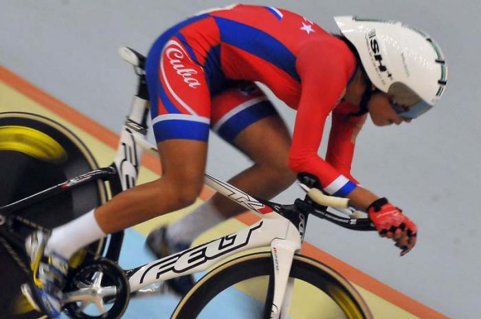 """""""Panamericano"""" des Bahnradsports"""