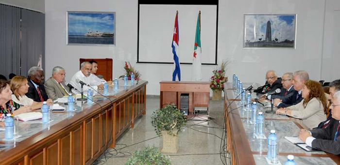 Kuba und Algerien