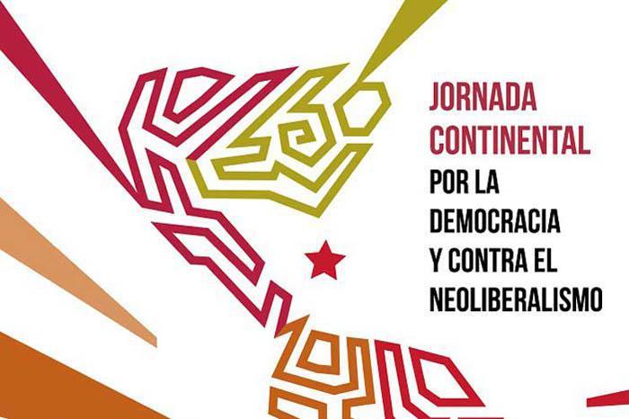 Jornada Continental por la Democracia
