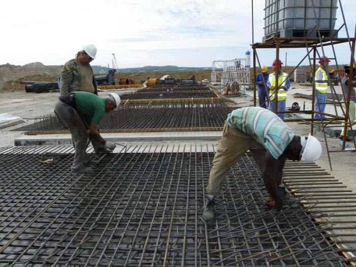 Bauwesen in Kuba