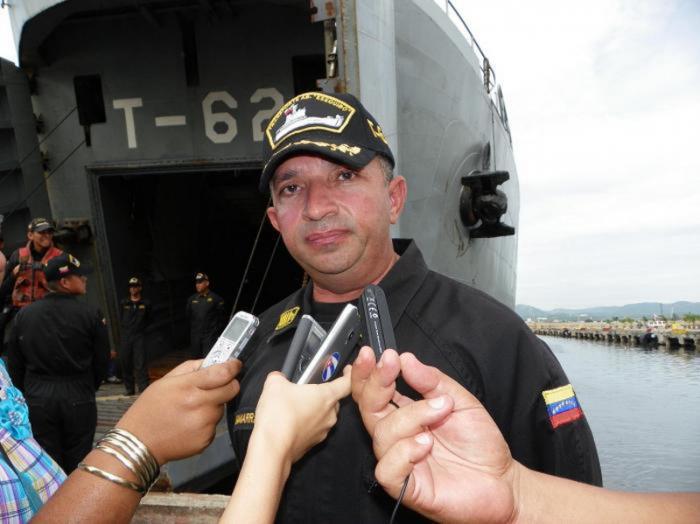 venezolanische Hilfe für Geschädigte des Hurrikans Matthew