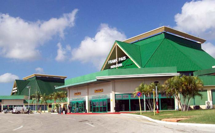 internationaler Flughafen von Holguín