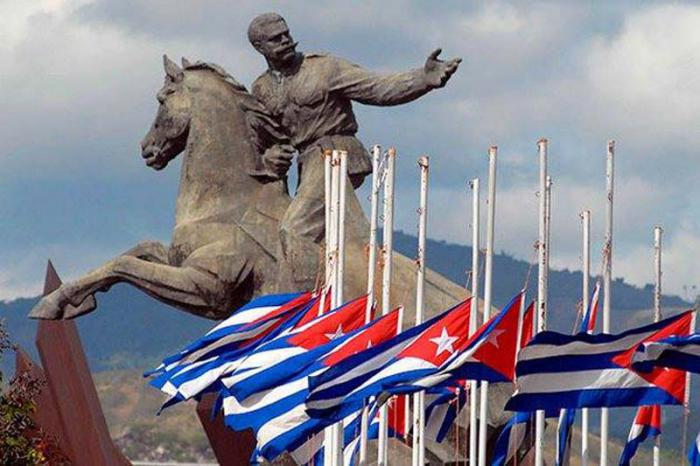 Statue von Antonio Maceo