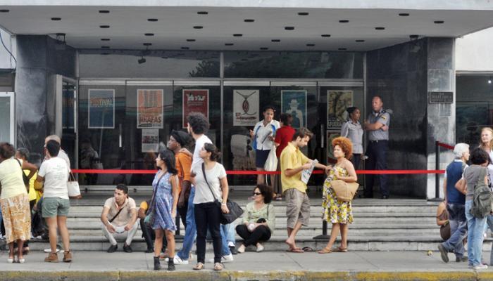 Kinotage in Havanna