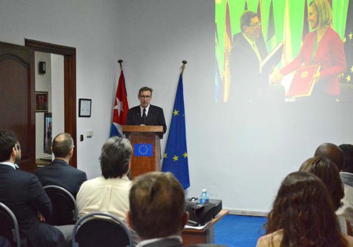 Kuba und die Europäische Union (EU)