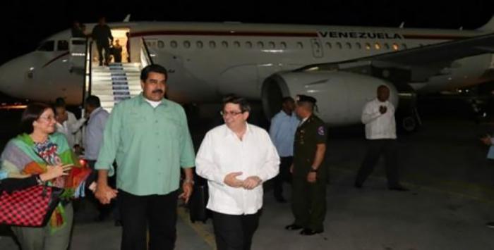 Maduro zum 12. Jahrestag der ALBA in Kuba