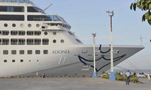 Kreuzfahrtschiffe in Cienfuegos