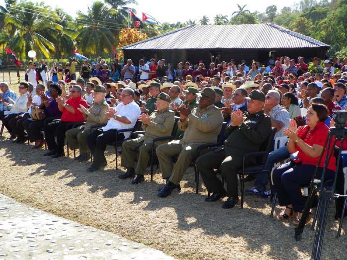 60. Jahrestag des Angriffs auf die Kaserne de La Plata