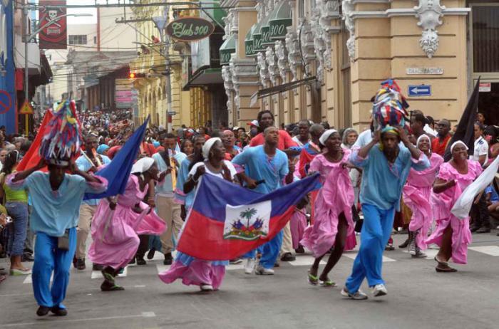 Woche der haitianischen Kultur