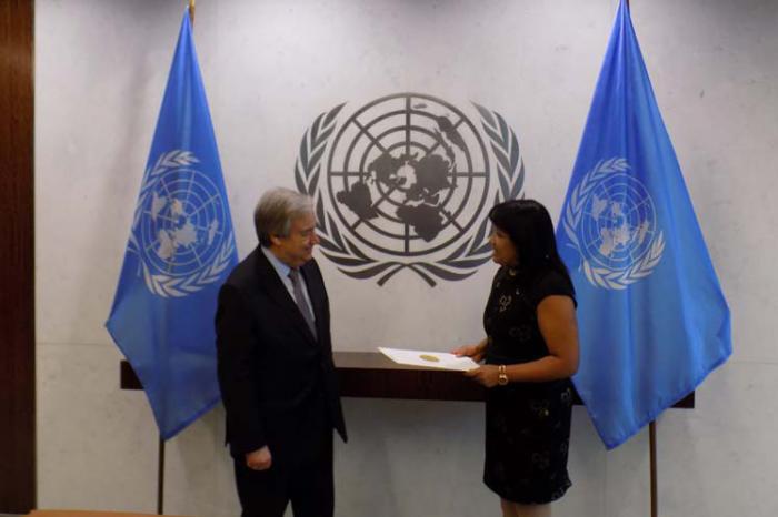 Kubas Botschafterin