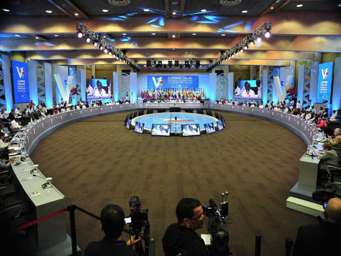 CELAC-Gipfel 2017